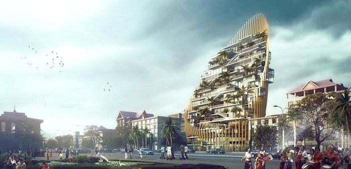 Китайский проект города-деревни