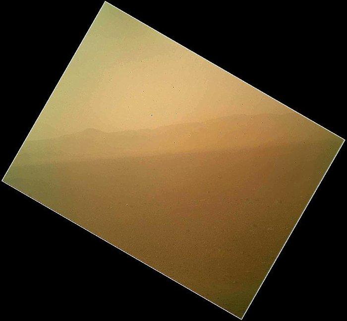 Состоялась посадка марсохода Curiosity на Марс