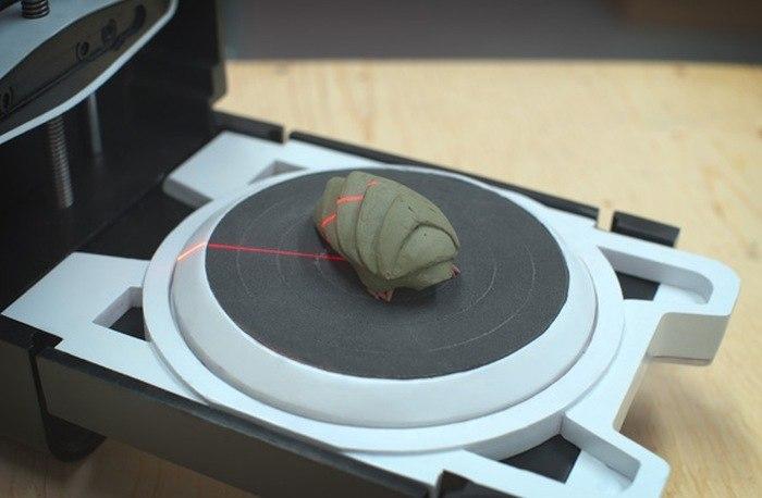 3d сканер своими руками фото
