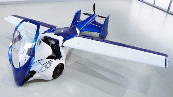 Aeromobil 3.0 - летающий автомобиль от словацких конструкторов