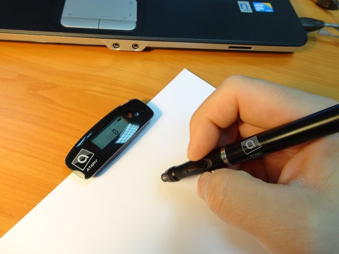 Цифровая авторучка MT6080