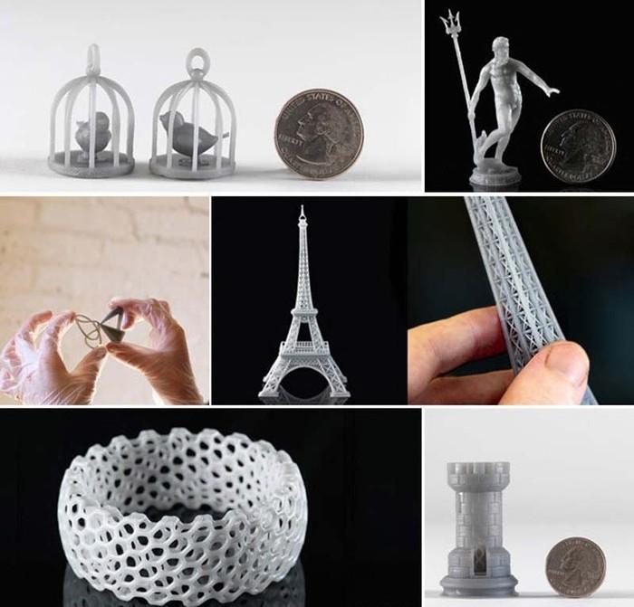 Form One - 3D принтер на технологии лазерной стереолитографии