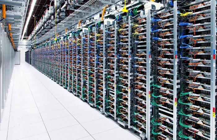 Дата-центры Google