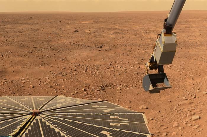 Пустыня Марса