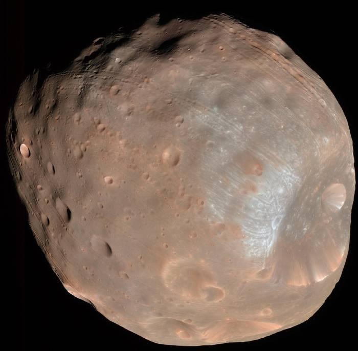 Фобос - спутник Марса