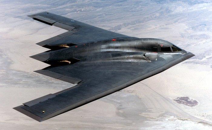 Бомбардировщик Нортроп B-2 «Спирит»