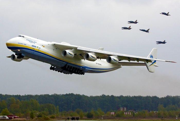 """НАТО продлило контракт на выполнение перевозок самолетами Ан-124 """"Руслан"""", - ГП """"Антонов"""" - Цензор.НЕТ 2766"""