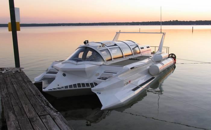 Подводный катер Hyper-Sub