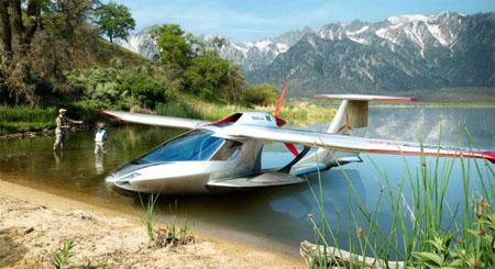ICON A5: Индивидуальный самолет для масс ...: techvesti.ru/node/318