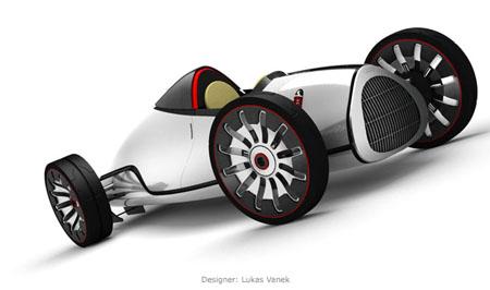 Audi Auto Union Type-D Concept Car