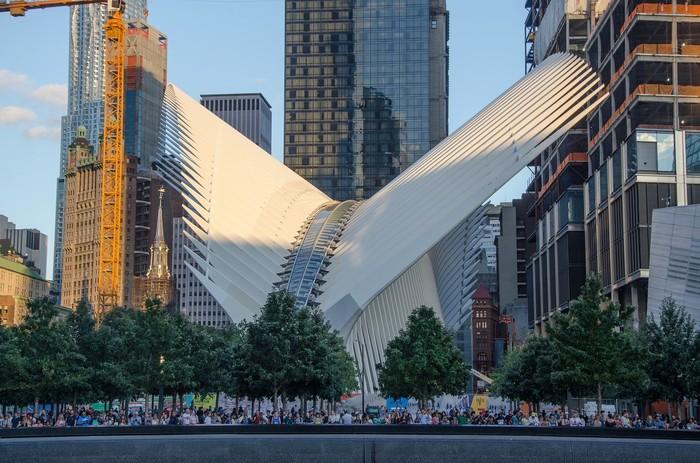 World Trade Center - самый дорогостоящий проект ТПУ в мире