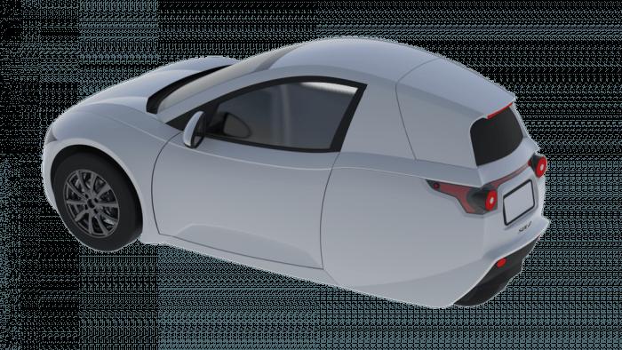 Electra Meccanica Solo - одноместный трехколесный электромобиль