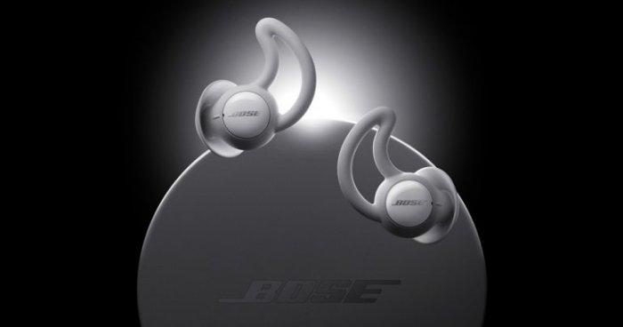 Шумоподавляющие наушники для сна Bose Sleepbuds