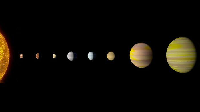 NASA:  «Искусственный интеллект обнаружил новую планету»