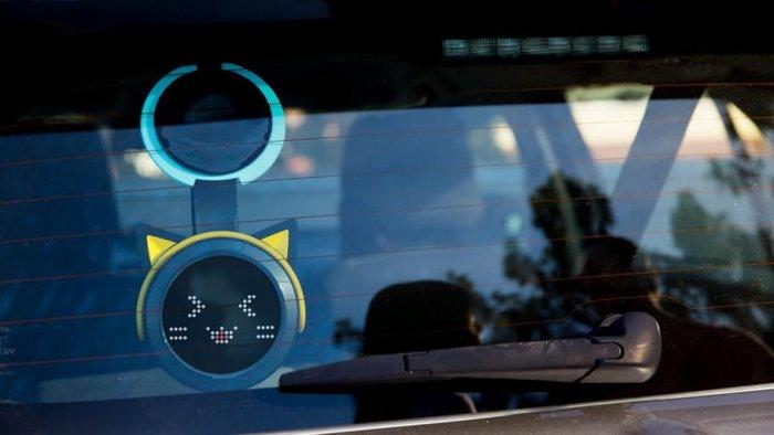 CarWink – передвижение с emojis