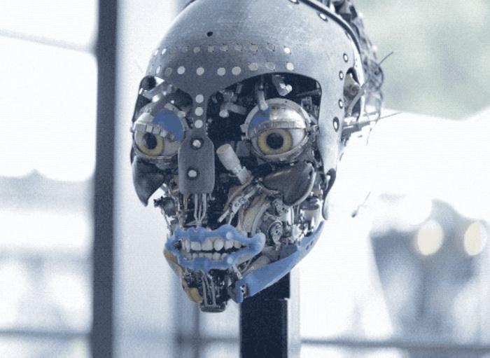 Na'vi  - робот в виде героини «Аватара»
