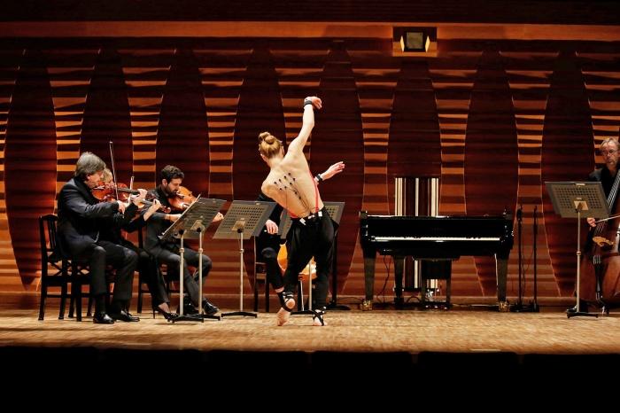 Искусственный интелект Yamaha превращает танец в музыку