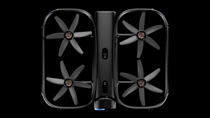 R1 – дрон от Skydio, управляемый искусственным интеллектом