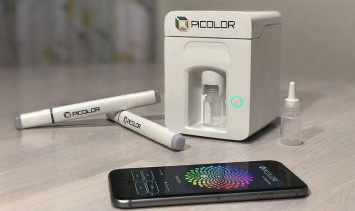 Picolor - миллион оттенков краски в одном гаджете
