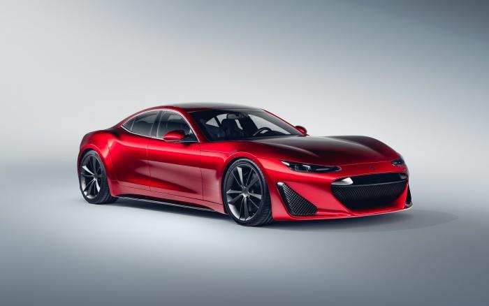 Drako Motors презентовала электрический суперкар Drako GTE
