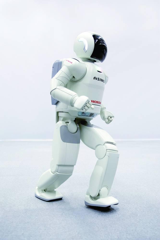 Робот-андроид Honda Asimo