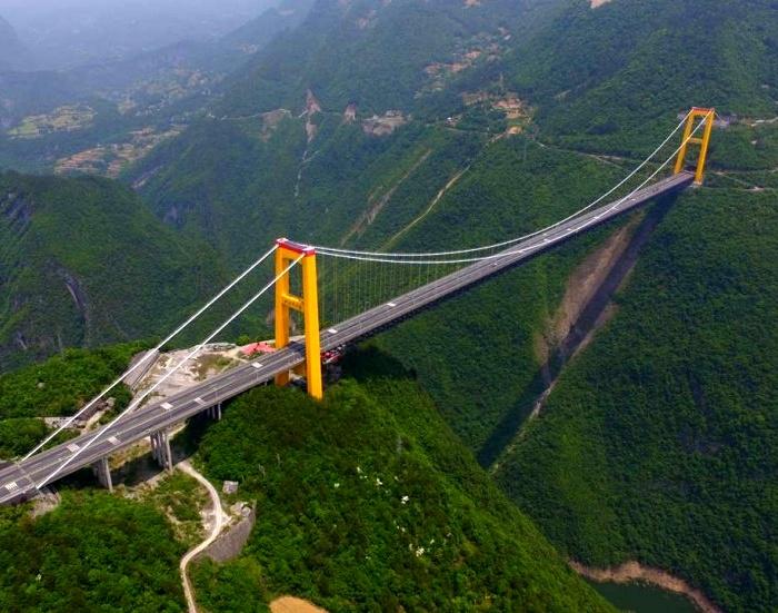 Мост через Сыдухэ