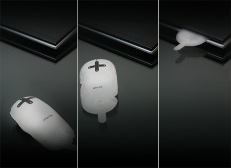 Мобильная надувная мышь для ноутбука
