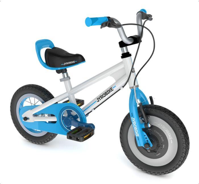 Jyrobike - двухколесный велосипед-неваляшка для детей | Новости технологий