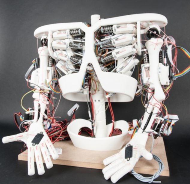 Roboy - робот помощник