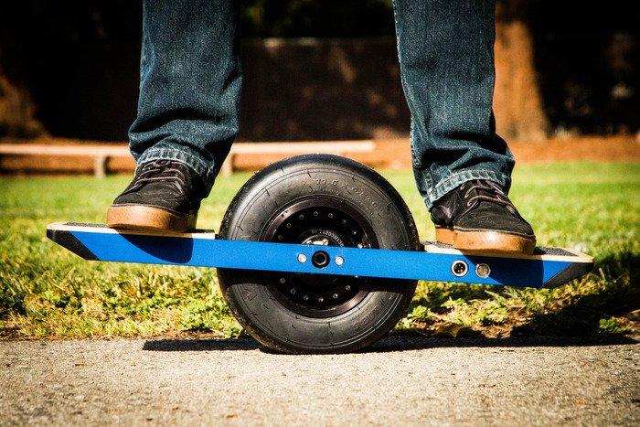 Одноколесный скейтборд | Новости технологий