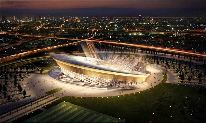 Стадион Московская область