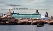 Круизный лайнер - Project Genesis