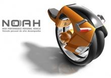 Noah - персональное транспортное средство