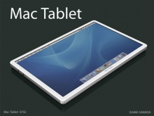 Tablet Mac Computer