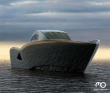Raven Yacht – стильная океанская яхта