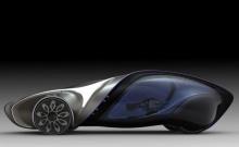Концептуальные модели авто от европейских дизайнеров