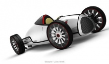Audi Auto Union Type-D Concept Car