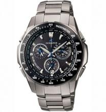 Casio Oceanus - атомные часы