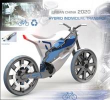 Гибридный личный транспорт для Китая в 2020 году