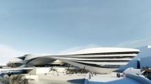 Музей искуcства в Дубаи