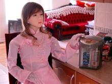 Aiko - женский робот-андроид с искусственным интеллектом