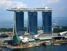 Marina Bay Sands самый дорогой отель в мире