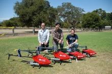 Стэнфордские роботы вертолеты