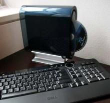 Dell Studio Hybrid - компьютер mini от Dell