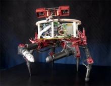 Роботы NASA для исследования планет со сложным ландшафтом