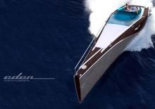 Eden - роскошная концепция яхты от Daniel Hahn