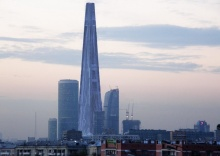 """Башня """"Россия"""" - проект самого высокого здания Европы"""