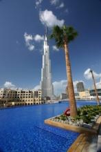 Бурдж Дубай - Дубайская башня