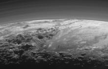 """Фотографии Плутона, переданные  зондом """"Новые горизонты"""""""