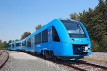 Coradia iLint - поезд на водородных топливных элементах